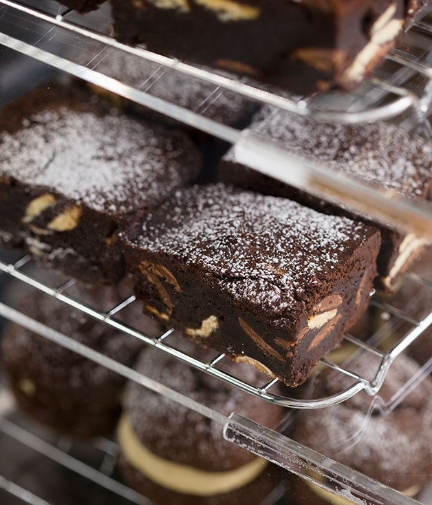**Cioccolato Lombardo, South Yarra** TheCioccolato Lombardo chocolate range has extended to include cakes and decadent brownies.  [cioccolatolombardo.com](http://cioccolatolombardo.com/)