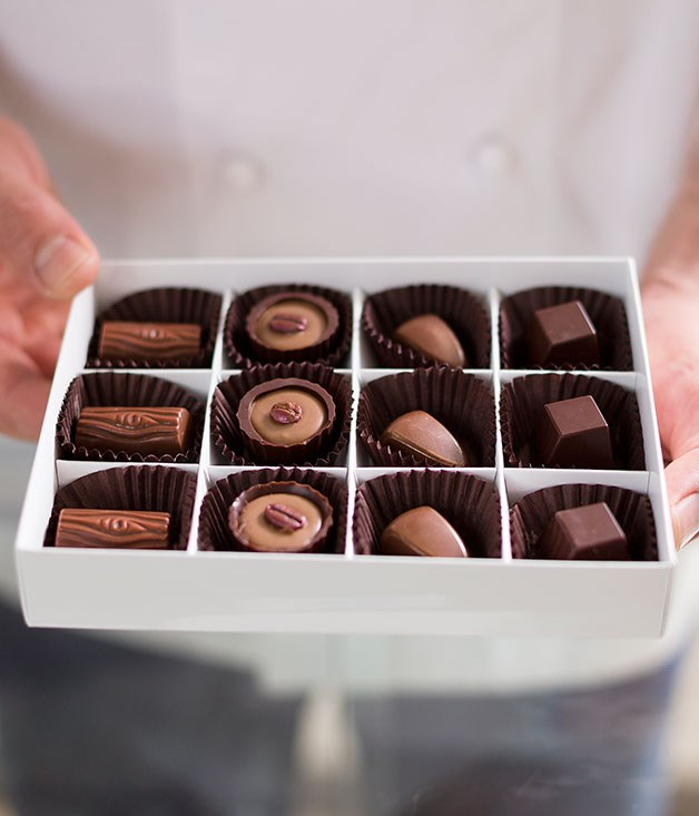 **Cioccolato Lombardo, South Yarra** Chocolatier, Lombardo, creates a remarkable range of chocolate, in terms of both variety and the quality of the chocolate he uses. He regularly has 10 to 14 varieties of flavoured chocolate.  [cioccolatolombardo.com](http://cioccolatolombardo.com/)