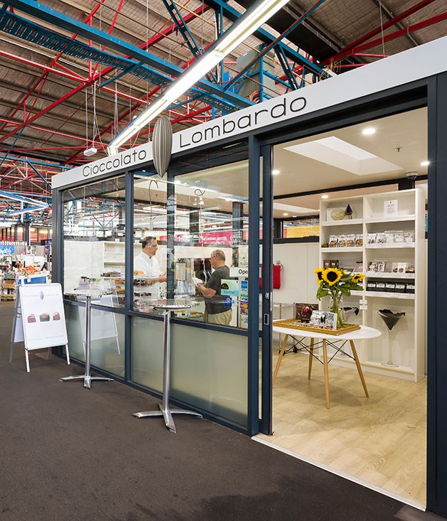 **Cioccolato Lombardo, South Yarra** Late 2015, Cioccolato Lombardo doubled in size (but it's still probably the smallest chocoalte shop in town), incorporating a separate kitchen and retail space. The renovation has allowed Lombardo to extend his range, and means he is now able to serve hot chocolate, made from granulated chocolate.   [cioccolatolombardo.com](http://cioccolatolombardo.com/)