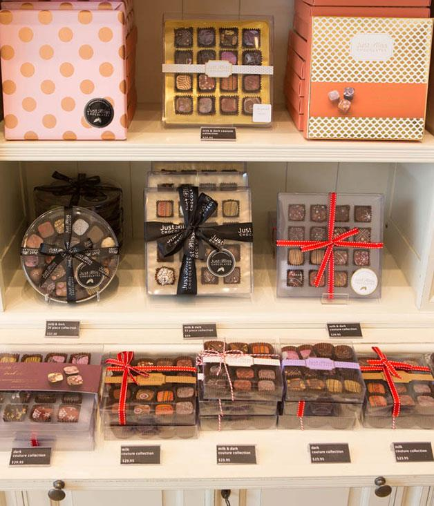 **Just Bliss, Adelaide** The Just Bliss winning chocolate blends are complemented by beautiful presentation and packaging, which helped accelerate the chocolate's success into so many retail outlets, which compelled owner and chocolatier, Gulcay Uysal, to open her own outlet. [justbliss.com.au](http://www.justbliss.com.au/)
