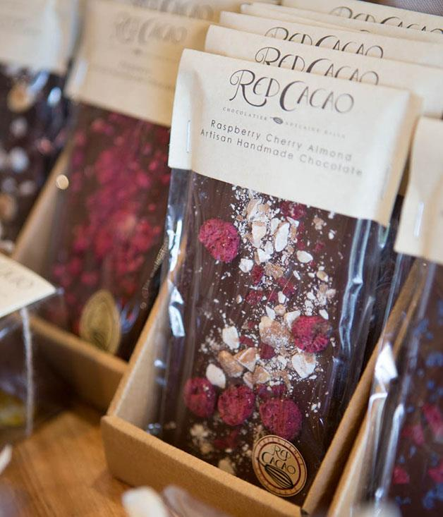 **Red Cacao, Stirling** Chocolatier, Marcus Booth-Remmers, considers Red Cacao a European-style chocolate café, selling his own pralines, truffles and blocks made from single-origin chocolate. [redcacao.com.au](http://www.redcacao.com.au/)