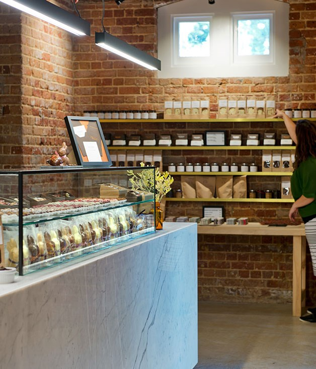 **Sue Lewis Chocolatier, Perth** The stylish interior of Sue Lewis Chocolatier, Perth. [suelewischocolatier.com.au](http://suelewischocolatier.com.au/)