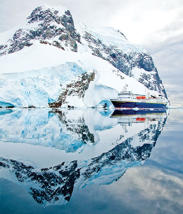 **Lindblad Antarctic expeditions** Awaken your sense of wonder on an Antarctic cruise ship expedition