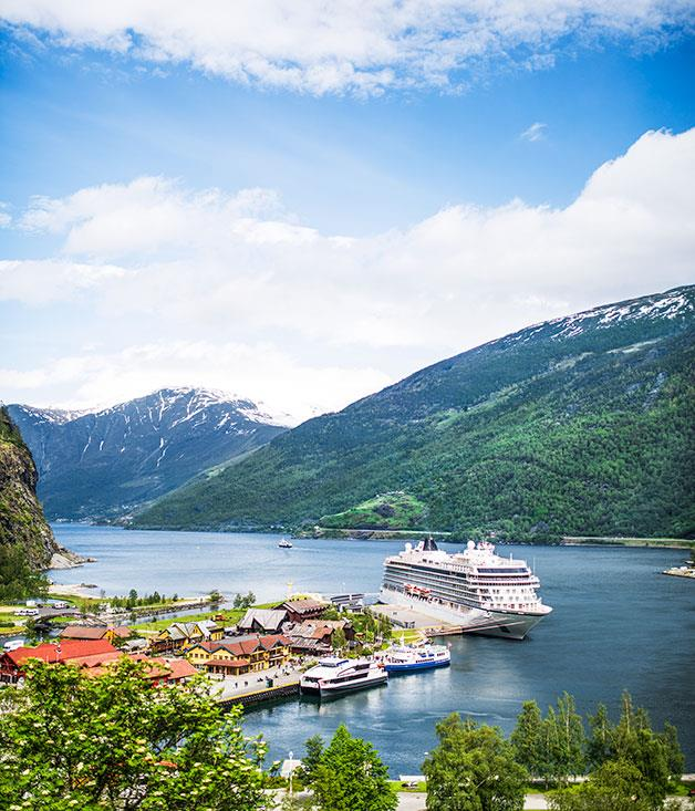 **Viking Ocean Cruise Line** Cruising the picturesque French Mediterranean with Viking Ocean Cruises