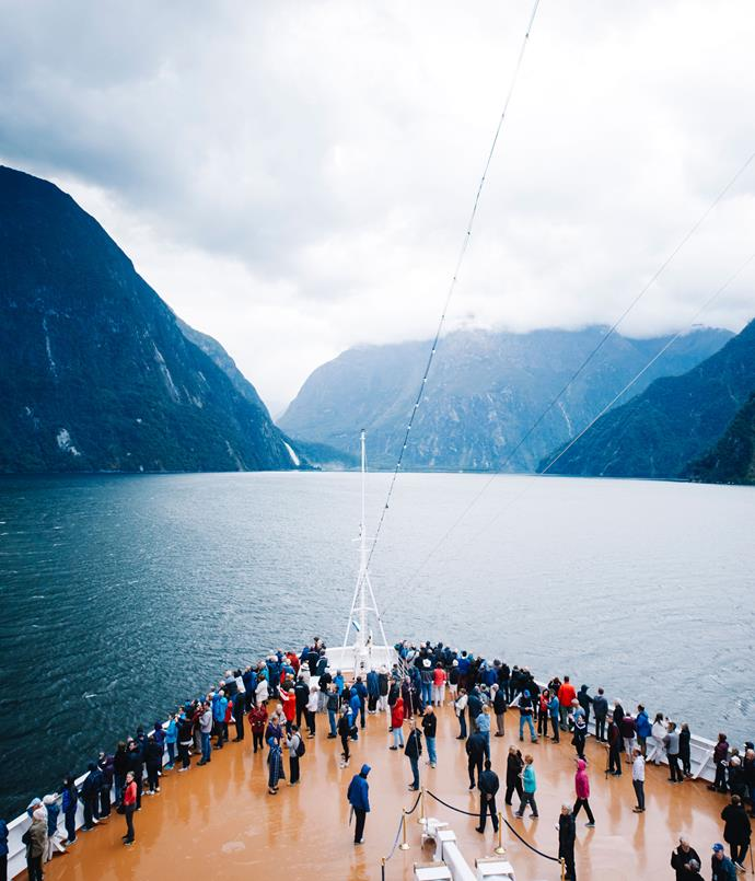 **Milford Sound, New Zealand**
