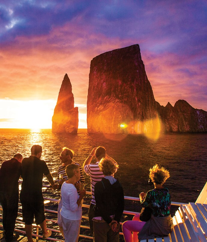 **Lindblad Expeditions** Exploring the Galapagos Islands with Lindblad Expeditions.