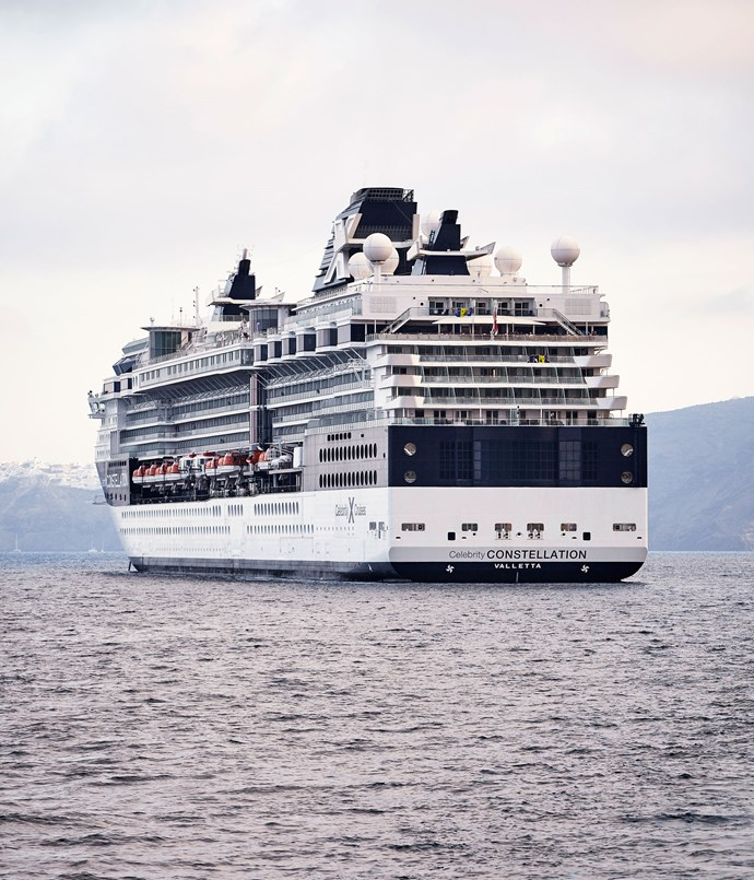 **Celebrity Constellation**