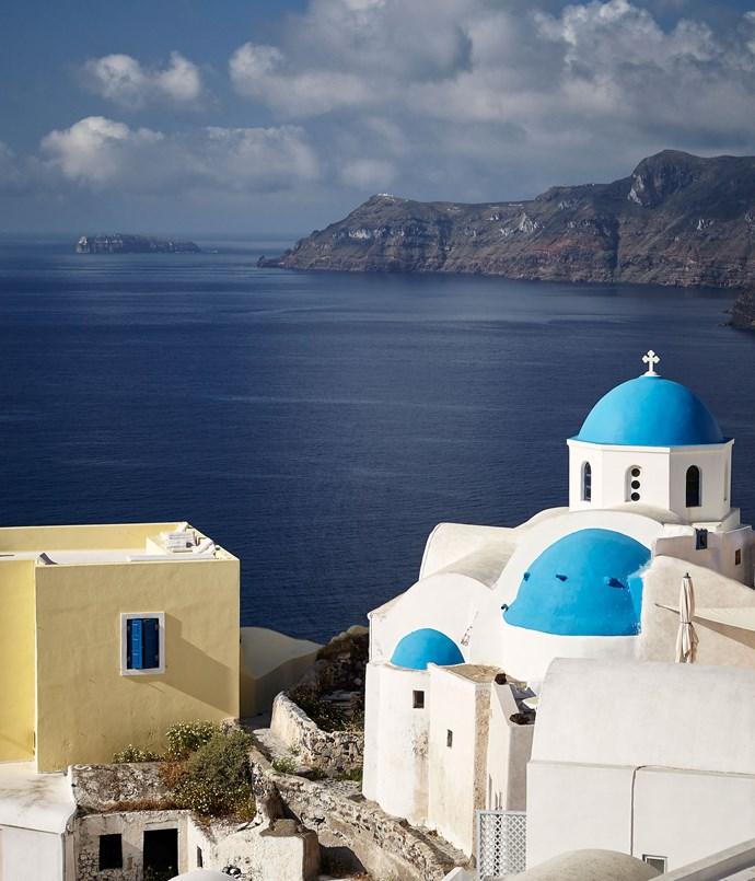 **Oia, Santorini**