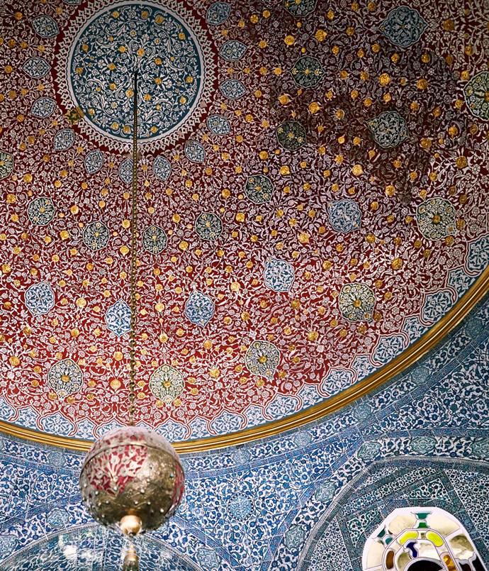 **Topkapi Palace, Istanbul**
