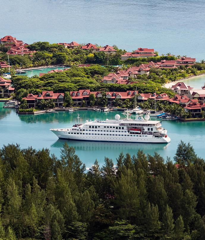 "**9. Seychelles by submarine** Crystal Yacht Cruises, an offshoot of luxury line Crystal Cruises, launched its first ship, the 62-passenger _Crystal Esprit_, late last year, equipped with a two-person submarine (30-minute rides cost $860). That alone is almost enough reason to book, but its season in the Seychelles is the clincher. Zodiacs, jet skis, water skis, wakeboards, fishing rods and other aquatic toys are provided for playtime. Land-based pleasures are considered, too, with overnight stays at seven of eight stops allowing the added freedom of evenings, as well as sunny days, ashore at white-sand islands such as Mahé, Praslin and La Digue.  _Crystal Esprit's seven-night ""Seychelles Round-trip Victoria"" has multiple departures from January to March next year. [crystalyachtcruises.com](/<a href="" http:/www.crystalyachtcruises.com/"" rel=""nofollow"">crystalyachtcruises.com</a>)_"