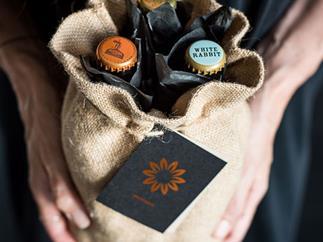 Craft beer bouquets