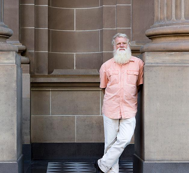Bruce Pascoe, author of Dark Emu