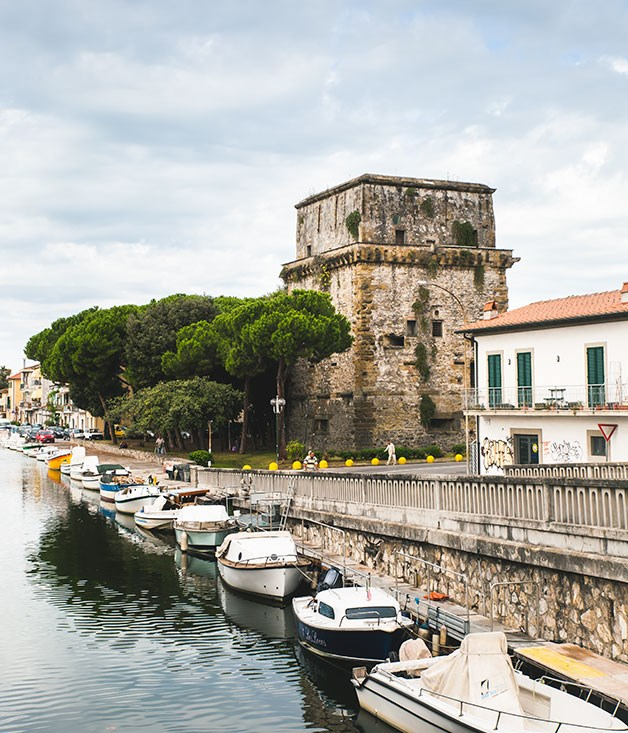 Torre Matilde, Viareggio