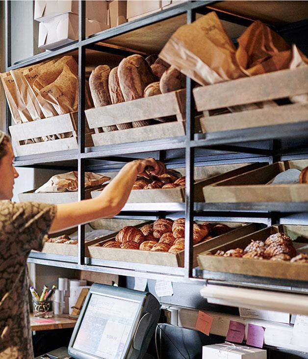 **Jason Bakery** Pastries and bread at Jason Bakery