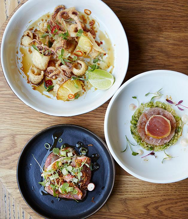 **Chefs Warehouse and Canteen's modern take on tapas** Chefs Warehouse and Canteen's modern take on tapas