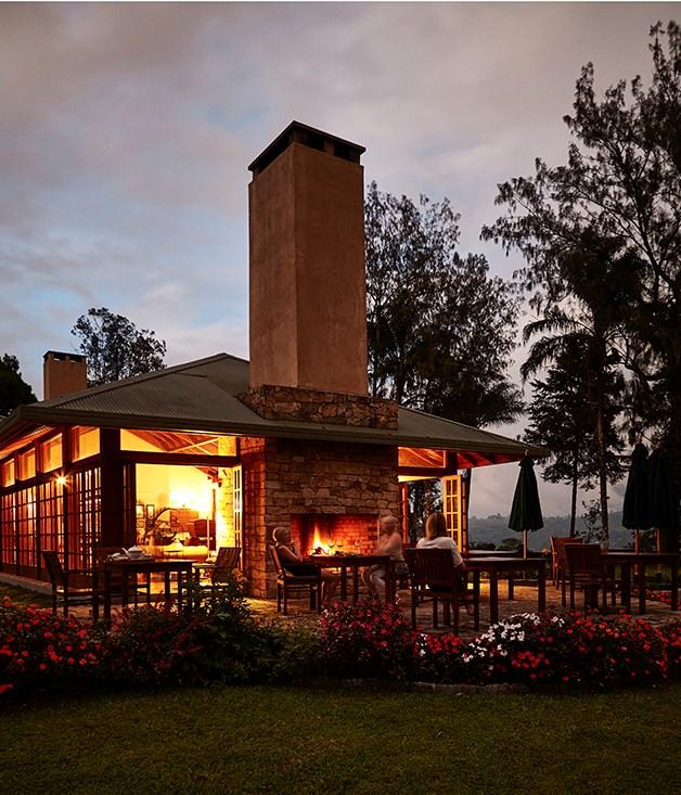 **The Norwood Bungalow** Ceylon Tea Trails' Norwood bungalow.