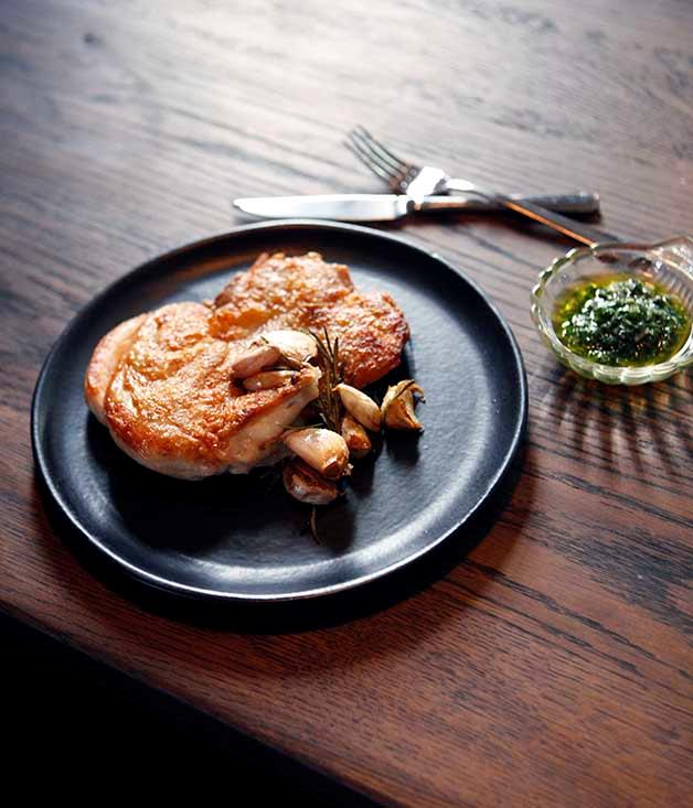 """**bird is the word** Older, truly free-range, well-fed birds roasted by talented chefs - Josh Fry at [Marion](http://www.gourmettraveller.com.au/restaurants/restaurant-reviews/2016/3/embla-and-marion-melbourne-review/ """"Marion"""") in Fitzroy, Dave Verheul at [Embla](http://www.gourmettraveller.com.au/restaurants/restaurant-reviews/2016/3/embla-and-marion-melbourne-review/ """"Embla"""") in Melbourne and David Moyle at [Franklin](http://www.gourmettraveller.com.au/restaurants/restaurant-reviews/2015/2/franklin-hobart-restaurant-review/ """"Franklin"""") in Hobart among them - are doing much to rehabilitate the humble chicken, a reminder that it truly rewards when it's respected and not just expected.  Pictured: Embla's roast chicken."""