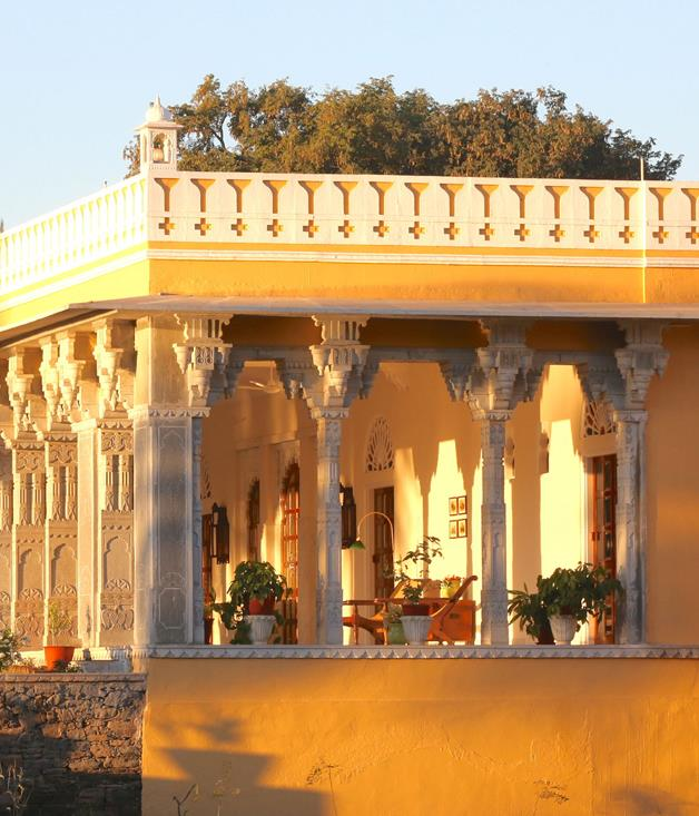 **Insiders' Rajasthan** First-time visitors to India inevitably dash about the desert state of Rajasthan ticking off forts and palaces. Old India hands, meanwhile, know the value of slowing down, and luxury home-stays in out-of-the-way places are the way to go. There's nothing homey, however, about the new batch of family-run forts, hunting lodges and small palaces opening their gilded doors. Among them is Ramathra, a grand 17th-century fort about four hours' drive south-east of Jaipur ([ramathrafort.com](http://www.ramathrafort.com)). Owners Gitanjali and Ravi Raj Pal have six rooms and suites for guests, some with balconies and outdoor tubs, and six luxury tents set in gardens within the ramparts. On the banks of a small lake between Jodhpur and Udaipur, Shatrunjai Singh Deogarh and his wife Bhavna Kumari have opened Dev Shree, a luxe haveli with eight exceptionally comfortable rooms set around courtyards ([devshreedeogarh.com](http://www.devshreedeogarh.com)). English interior designer Richard Hanlon and his friend Trish McFarlane, a diamond dealer based in London, have opened Bujera Fort in a village on the outskirts of Udaipur ([bujerafort.com](http://www.bujerafort.com)). It's a magical mix of Rajput fort and English country home, and attracts splendidly interesting guests who dip into the pool and the massive library, and ease from afternoon tea to bridge, followed by G&Ts and lavish dinners in a pavilion overlooking a marble pool.