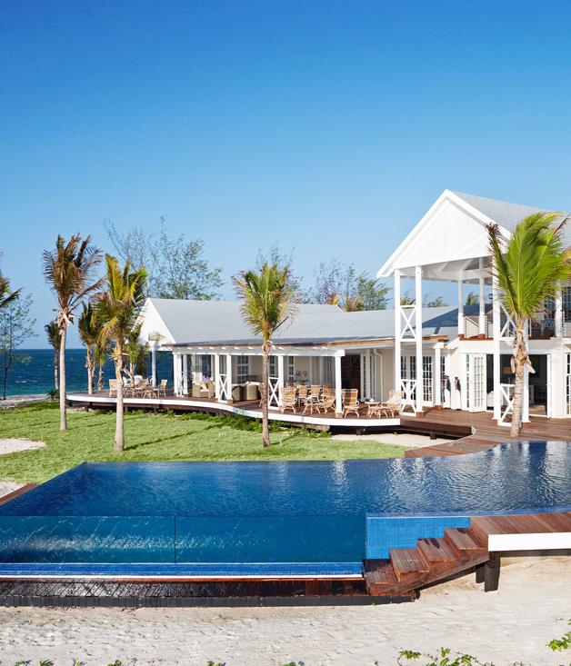 **Tipped in Tanzania** It's tiny, reef-fringed and very private. On Thanda Island in Tanzania's Shungi Mbili Island Marine Reserve, a single, ultra-luxe villa opened last month, the brainchild of Swedish entrepreneur-philanthropists Christin and Dan Olofsson, and the sister property to their Zululand private game reserve, Thanda Safari. The solar-powered, five-bedroom villa has a grand piano, a glass rim-flow pool and a huge indoor aquarium.  Elsewhere in Tanzania, Entamanu Ngorongoro opens in August on the Ngorongoro crater rim, a six-room highland retreat overlooking the world's largest unbroken caldera. Asilia's Highlands project promises to raise the bar for low-impact, high-style tented camps with its eight canvas-and-glass domed suites and focus on hiking. There's movement in the Serengeti, too. Mkombe's new exclusive-use House Lamai for 10 is placed perfectly to watch migrations across the Mara River. And luxury camping has arrived in the central Serengeti, in the guise of Roving Bushtops Camp's high-spec tents.
