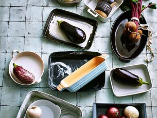 Top baking dishes