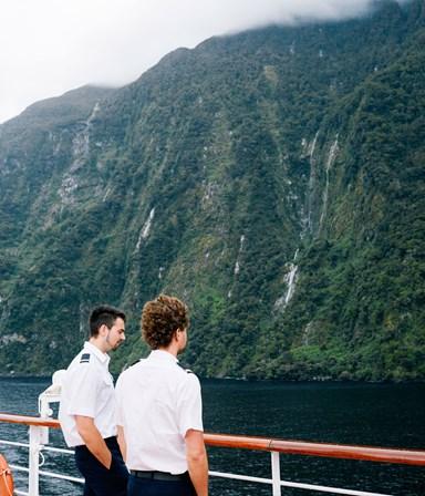 A 13-day journey across the Tasman