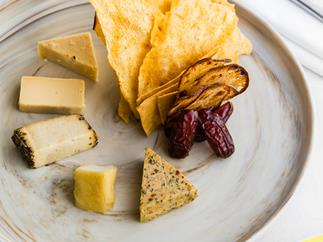 Putting vegan cheese to the test