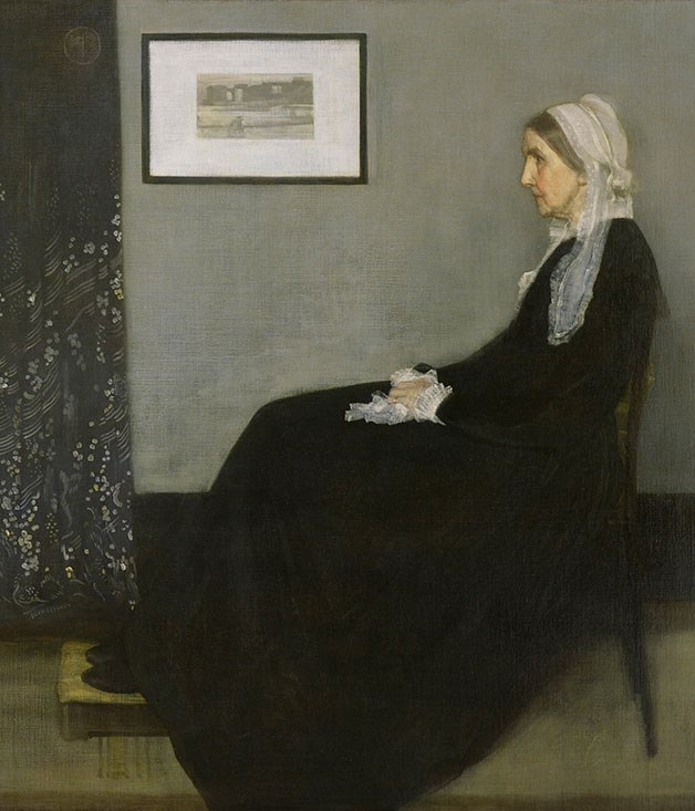 **A visit to the NGV** James Whistler's Portrait of the _Artist's Mother_ is making its debut in Australia at The National Gallery of Victoria on leave from the Musée d'Orsay in Paris. There couldn't be a better time of year to introduce your mum to one of the world's most recognisable mothers. _Adult tickets $12, ngv.vic.gov.au/exhibition/whistlers-mother_