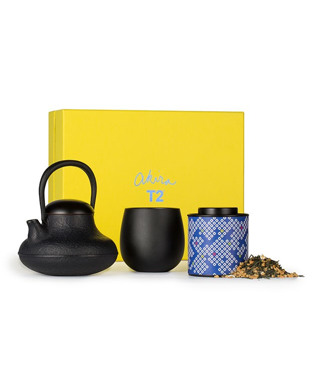 **Akira T2 Gift Box** Mother's Day sounds like the perfect excuse for a tea ceremony. Sydney fashion designer Akira Isogawa has collaborated with T2 on a luxurious tea collection that combines Isogawa's contemporary Japanese style with a twist of T2 modernism. _$350, t2tea.com_
