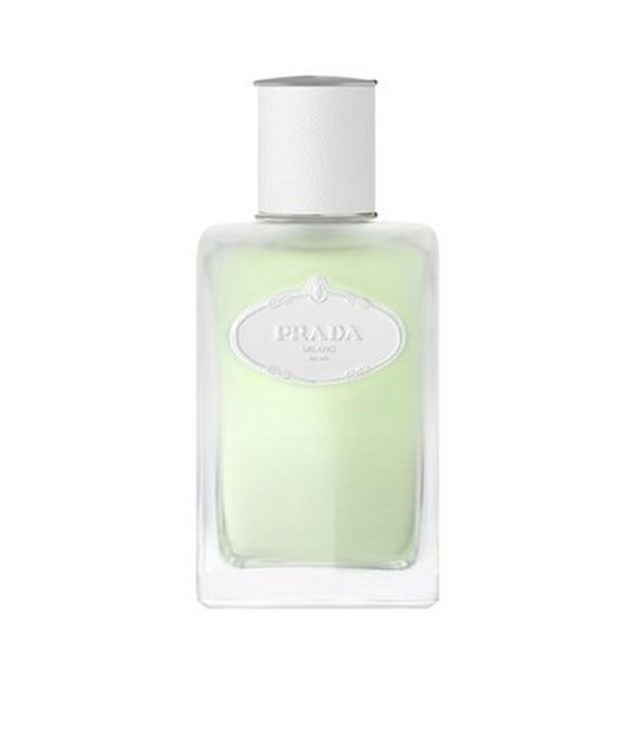 **Prada Infusion d'Iris eau de toilette** One can never have enough perfume on the bathroom vanity - and Prada's pale green-tinted Iris scent will feel right at home alongside the rest of Mum's collection. _$104 for 50ml, available from myer.com.au_