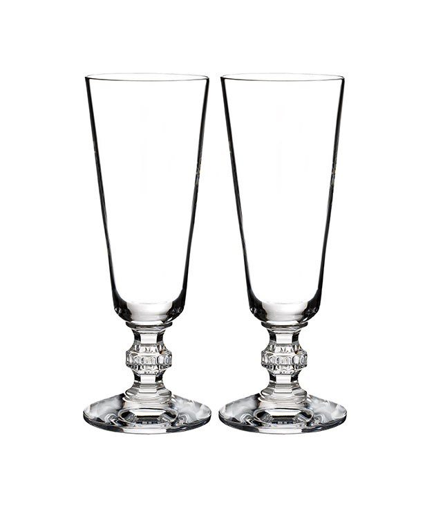 **Waterford Crystal glassware** Whether Mother's Day is spent with a Champagne breakfast or Pimm's picnic in the garden, a new set of Waterford Crystal glassware never goes astray. _From $149 a pair, waterfordcrystal.com.au_
