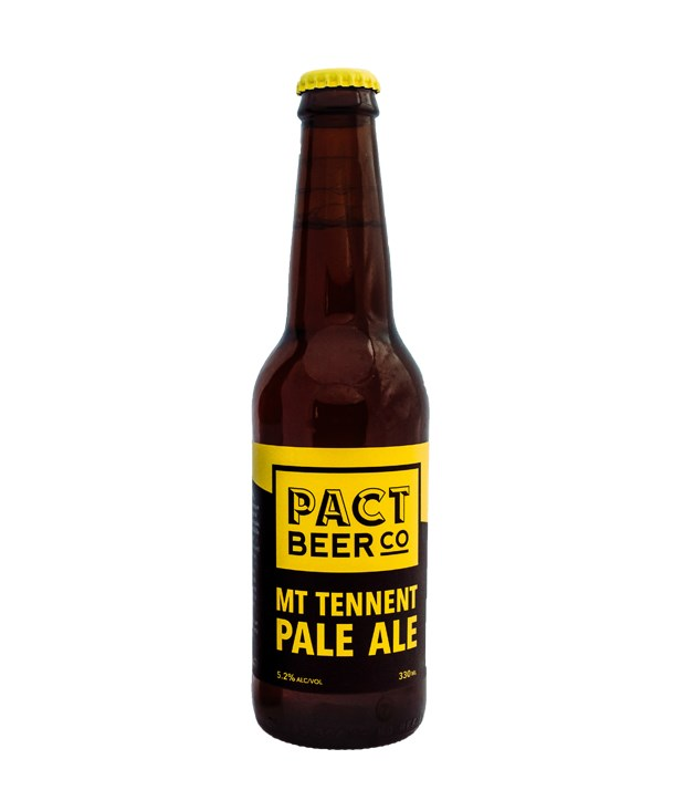 "**Pact Beer Co. Mount Tennent Pale Ale, Canberra** In a crowded craft beer scene, a new brand needs to get everything right to be noticed. This one does: high quality - lovely bright citrus and floral hop flavours, bold and bitter but refreshing and moreish - and super smart packaging. Nice.  _$4.50, [pactbeer.com.au](https://www.pactbeer.com.au ""Pact Beer"")._"
