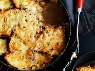 Our most cheesy recipes