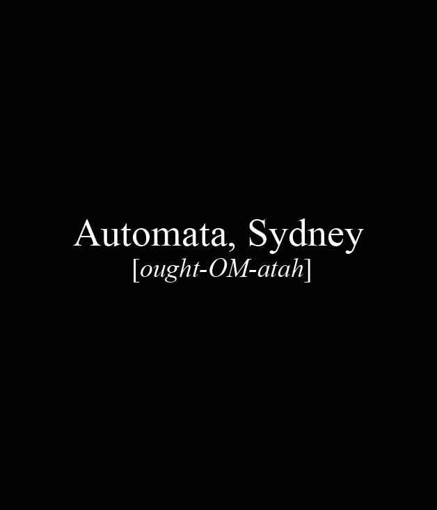 **** Automata, 5 Kensington St, Chippendale,  (02) 8277 8555, [automata.com.au](http://www.automata.com.au)  _[Read our review of Automata here.](http://www.gourmettraveller.com.au/restaurants/restaurant-reviews/2015/11/automata-and-silvereye-restaurant-reviews-sydney/)_