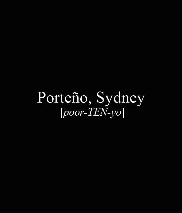 """**** Porteño, 358 Cleveland St, Surry Hills, [(02) 8399 1440, porteno.com.au](http://www.porteno.com.au/ """"Call via Hangouts"""")  _[Read our review of Porteno here.](http://www.gourmettraveller.com.au/restaurants/restaurant-guide/restaurant-reviews/p/porte%C3%B1o/porte%C3%B1o/)_"""