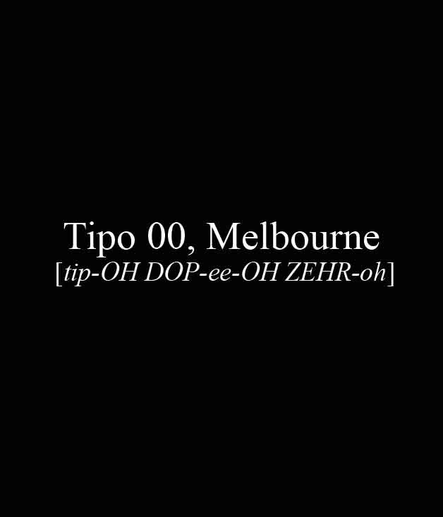 **** Tipo 00, 361 Little Bourke St, Melbourne, (03) 9942 3946, [tipo00.com.au](https://www.tipo00.com.au/)  [_Read our review of Tipo 00 here._](http://www.gourmettraveller.com.au/restaurants/restaurant-reviews/2015/3/tipo-00-melbourne-restaurant-review/)