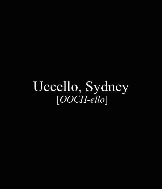 **** Uccello, 320 George St, Sydney, (02) 9240 3000, [merivale.com.au/uccello](http://merivale.com.au/uccello)  [_Read our review of Uccello here._](http://www.gourmettraveller.com.au/restaurants/restaurant-reviews/2013/2/uccello-sydney-restaurant-review/)