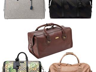 In the bag: weekend bags