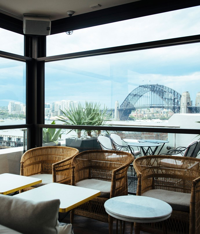 **Hotel Palisade, NSW** _Hotel Palisade, 35 Bettington Street, Millers Point, NSW, [hotelpalisade.com](http://hotelpalisade.com/)_