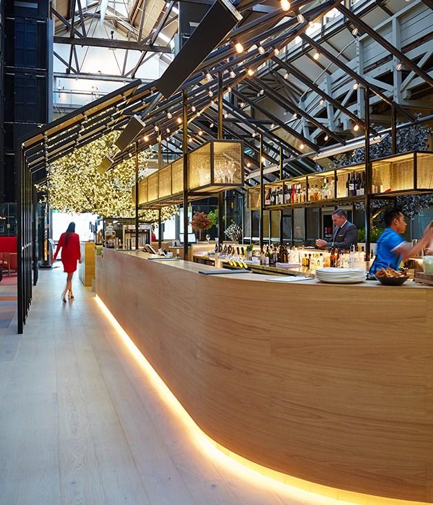 **Ovolo Woolloomooloo, NSW** _Ovolo Woolloomooloo, 6 Cowper Wharf, Woolloomooloo, NSW,[ovolohotels.com/en/hotels/sydney/ovolo-woolloomooloo](http://www.ovolohotels.com/en/hotels/sydney/ovolo-woolloomooloo/)_