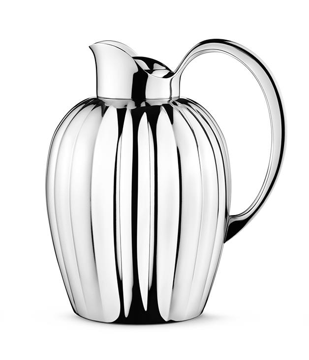 **Georg Jensen Bernadotte Thermo** Based on a 1938 design by a Swedish prince, the Bernadotte Thermo combines sleek lines and practicality. And because no one likes lukewarm tea, the jug will keep your liquid hot for at least six hours. It also holds one litre of liquid so you can curl up and sip on hot tea all afternoon, or make like Alice and host your very own tea party. _$325, [georgjensen.com](http://www.georgjensen.com/en-au/living/tea-and-coffee/bernadotte-thermo_3583565)_