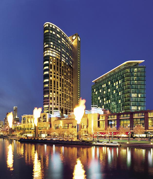 "**Large Hotel of the Year 2016: Crown Towers, Melbourne Vic** What's most remarkable about this 38-storey tower on the banks of Melbourne's Yarra River is that, two decades on, the service and facilities remain so consistently nonpareil, regardless of whether you're staying in an entry-level room or an extravagant ""villa"". With a full roster of guest facilities and some of Australia's - and the world's - most respected restaurateurs on site, it's easy to understand why Crown Towers leads Australia's large hotels. [crownmelbourne.com.au](https://www.crownmelbourne.com.au ""Crown"")  Finalists: Primus Hotel Sydney, NSW; Grand Hyatt Melbourne, Vic"