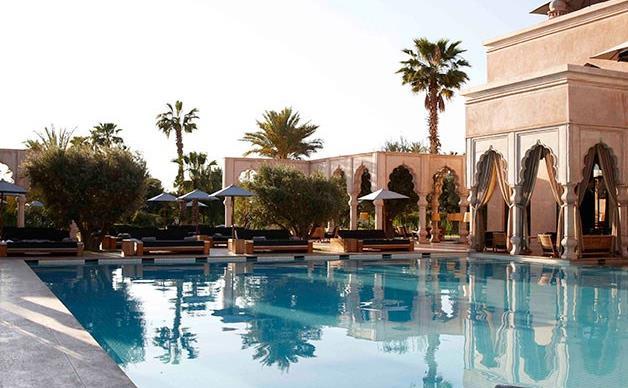 Gourmet Traveller's Morocco tour