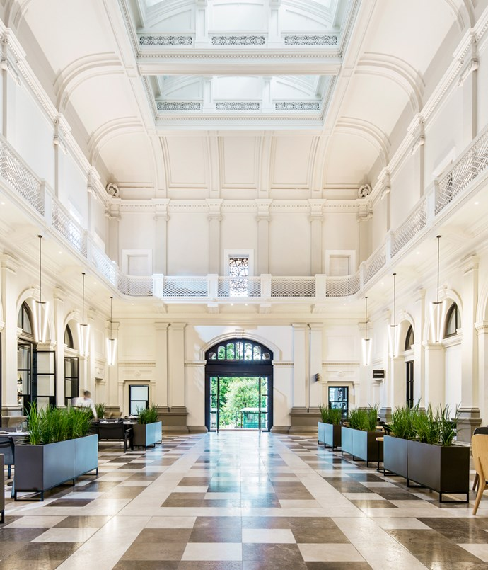 **HOTEL OF THE YEAR FINALIST** _Como The Treasury, 1 Cathedral Avenue, Perth, WA, [comohotels.com/thetreasury](http://www.comohotels.com/thetreasury/)_