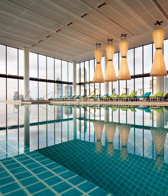 **BEST POOL FINALIST** _Crown Metropol, 8 Whiteman Street, Southbank, Melbourne, VIC, [crownhotels.com.au/crown-metropol-melbourne](http://www.crownhotels.com.au/crown-metropol-melbourne/default-en.html)_