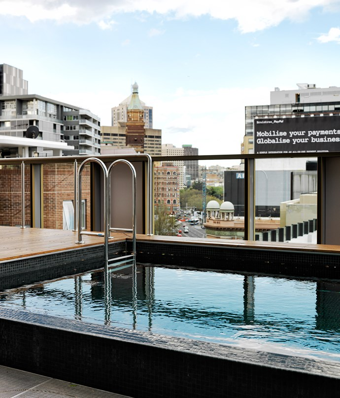 **BEST POOL FINALIST** _The Old Clare Hotel, 1 Kensington Street, Chippendale, NSW, [theoldclarehotel.com.au](http://www.theoldclarehotel.com.au/)_