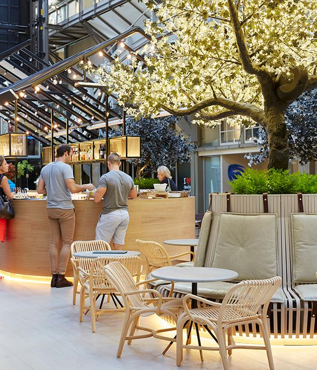 **BEST BAR FINALIST** _Ovolo Woolloomooloo, 6 Cowper Wharf, Woolloomooloo, NSW,[ovolohotels.com/en/hotels/sydney/ovolo-woolloomooloo](http://www.ovolohotels.com/en/hotels/sydney/ovolo-woolloomooloo/)_