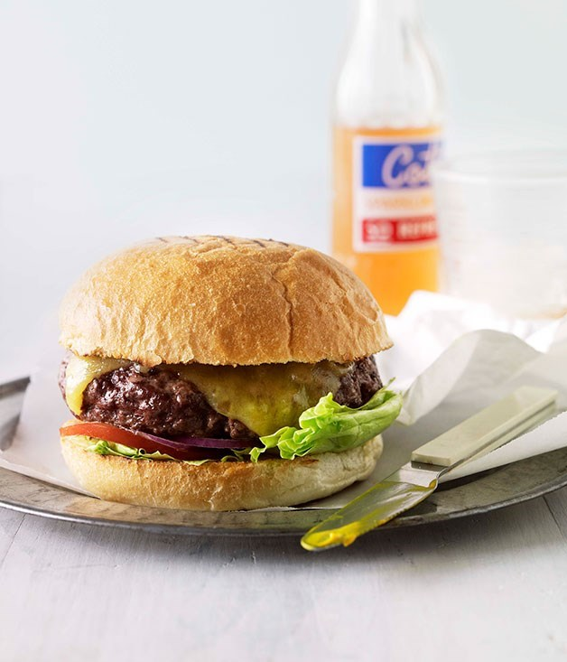 "[**Lotus burger**](https://www.gourmettraveller.com.au/recipes/chefs-recipes/lotus-burger-8084|target=""_blank"")"