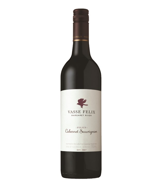 """**2014 Vasse Felix Filius Cabernet Sauvignon, Margaret River, WA** Filius is the """"second label"""" for Vasse Felix, but there's plenty of other winemakers who would probably be happy to have this as their """"first"""" wine: intense purple fruit, aromas of gum forest at dusk, fine, grippy tannin.  $28,[vassefelix.com.au](https://www.vassefelix.com.au """"Vasse Felix"""")"""