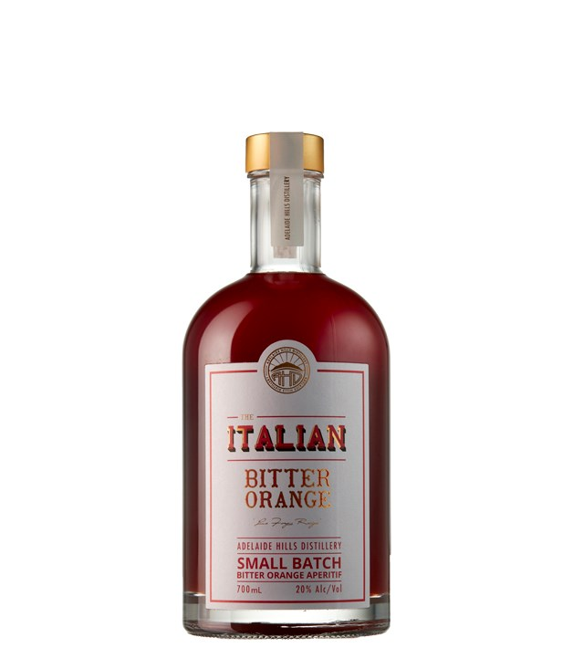 """**The Italian, Adelaide Hills, SA** Inspired by Italian bitter aperitifs (Campari, Montenegro et al), this terrific local version combines Riverland-grown oranges and indigenous ingredients like quandong. Try in a Spritz with prosecco and soda.  $75,[adelaidehillsdistillery.com.au](https://www.adelaidehillsdistillery.com.au """"Adelaide Hills Distillery"""")"""