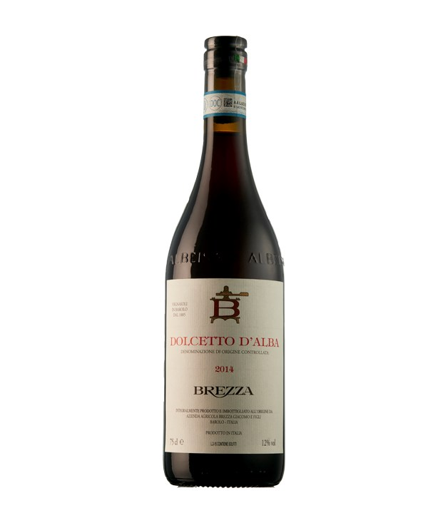"""**2014 Brezza Dolcetto d'Alba, Piedmont, Italy** Winemaker Enzo Brezza reckons this wine reflects its damp, difficult vintage origins too much, but I really like the fact that it's so fresh, snappy and light on its feet, and I love its red cherry fruit, its tangy tannin and overall gluggability.  $38,imported by [dejavuwines.com.au](http://www.dejavuwines.com.au """"Dejavu Wines"""")"""